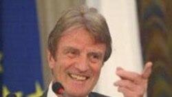 کوشنر: اتحادیه اروپا تحریم های یک جانبه علیه ایران را بررسی می کند