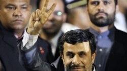 محمود احمدی نژاد به کوبا سفر کرد