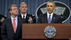 """Obama: """"Islomiy davlat""""ga qarshi kurash uzoq vaqt oladi-Nasiba Tohir"""