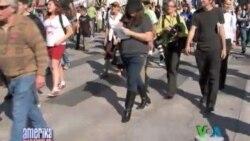 Norozilik namoyishlari va partiyabozlik /Occupy Protests Politics