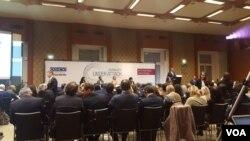 """""""Jurnalistlərə hücum: KİV azadlığına təhlükə"""" mövzusunda konfrans"""
