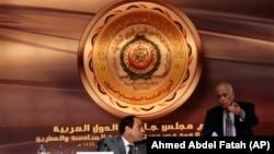 阿拉伯國家聯盟星期二召開了緊急會議