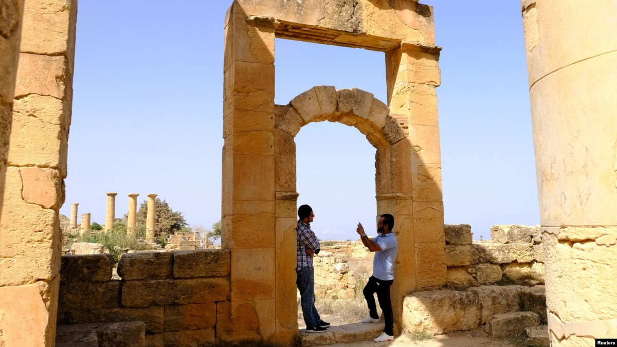 Libya's Ancient Cultural Areas Suffer Damage