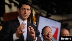 Se prevé que la comisión de la Cámara de Representantes apruebe el plan presentado por el republicano Paul Ryan.