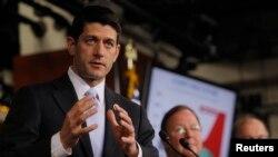El legislador de Wisconsin Paul Ryan también es presidente del comité de presupuestos de la Cámara de Representantes.