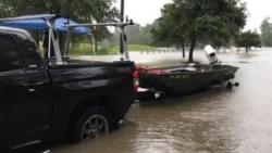 Jorge Revuelta, un ciudadano de Houston que se convirtió en rescatista
