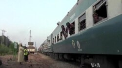 Train Connects North, South of 'Africa's Giant' Nigeria