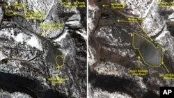 Ảnh vệ tinh cho thấy Bắc Triều Tiên gia tốc việc đào xới một địa điểm sử dụng cho các vụ nổ thử hạt nhân dưới lòng đất.