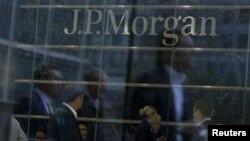 JP Morgan negoció con el gobierno el pago tentativo de $13 mil millones de dólares.