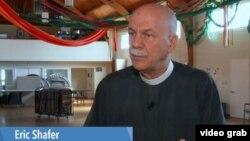 Pendeta Eric Shafer. (Foto: VOA/videograb)
