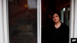 Džuli Hičkok u svom domu u Milvokiju (Foto: AP/Carrie Antlfinger)