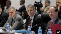 Američka delegacija na razgovorima u Havani