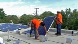 미국은 지금: 저소득층 태양전지판 무상 지원