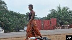 Ebola Cases Rise Dramatically