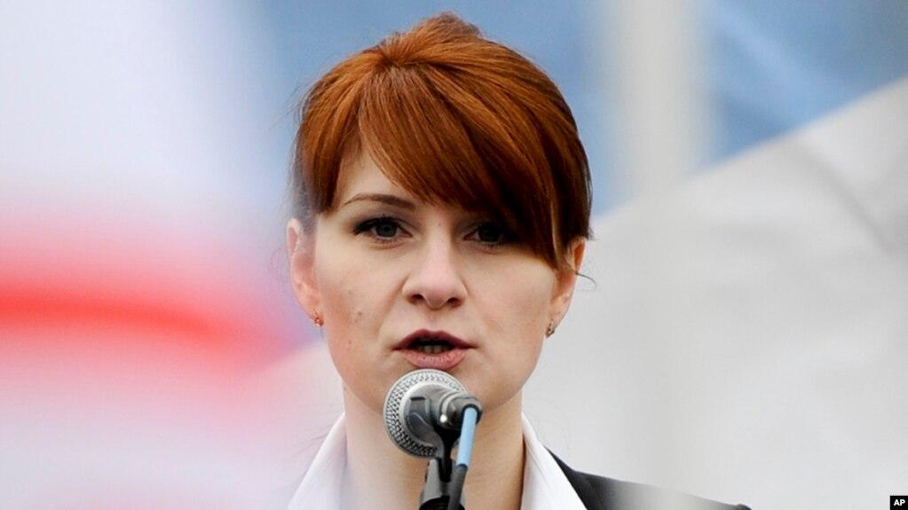 Cô Butina đã tiếp cận các cơ quan của Mỹ với mục đích làm gián điệp cho Nga