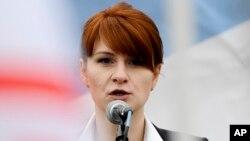 Ruska agentica Marija Butina