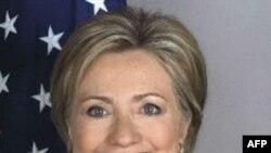 美国国务卿希拉里·克林顿