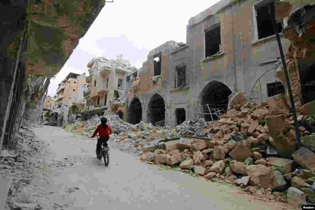 رپورٹ میں بتایا گیا کہ تین سے 18 سال کی عمر کے ہر چار میں سے ایک بچہ ان ممالک میں رہتا ہے جنہں جنگوں، تنازعات اور آفات کا سامنا ہے۔