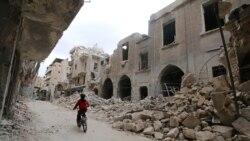 ဆီးရီးယား Aleppo အနီး တိုက္ပဲြ လူ ၇၀ ေက်ာ္ ေသဆံုး