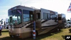 This baby falls toward the high side of the RV expense curve.