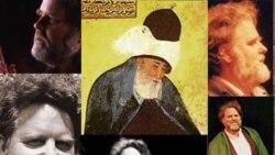 کتاب بزرگ سرخ، برگردان تازه و مدرنی از اشعار مولانا در آمریکا
