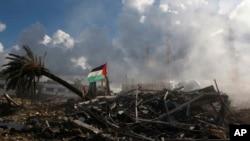 حملات اسرائیل بر غزه ششمین روز را پشت سر گذاشت