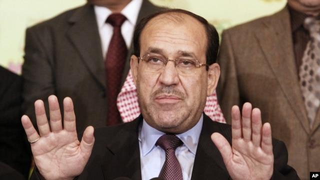 Thủ tướng Iraq Nouri al- Maliki