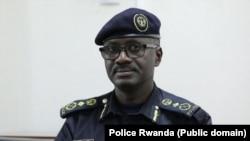 CP John Bosco Kabera uvugira polisi y'u Rwanda
