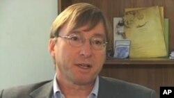 توماس روتیش معاون شبکۀ تحلیل گران افغانستان