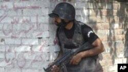 کشته شدن حداقل دوازده شورشی در شمال غرب پاکستان