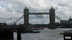 Londres preparó una apoteósica ceremonia de clausura que incluye el regreso de las Spice Girls. [Foto: Luis A. Facal]