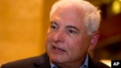 Tsohon shugaban kasar Panama, Ricardo Martinelli