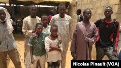 En images : les repentis de Boko Haram au Niger