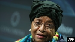 Ellen Johnson Sirleaf, Presidente da Libéria
