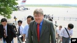 지난 2007년 북한과 핵 동결 조치를 협의하기 위해 평양을 방문했던 올리 하이오넨 전 IAEA 사무차장.