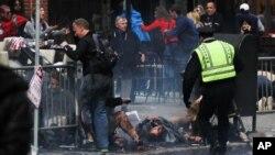 El atentado en el maratón de Boston el 15 de abril de 2013 mató a tres personas y dejó heridas a más de 260.