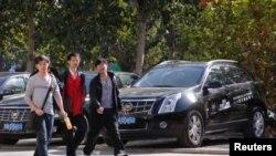 La General Motors aspira vender 100 mil Cadillacs por año para el 2015 en China.