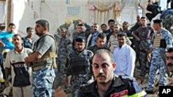 ကုလယာဥ္တန္း အီရတ္တြင္ အပစ္ခံရ