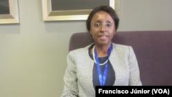 Cesaltina Lorenzoni, Chefe do Programa Nacional de Controlo do Cancro, Moçambique