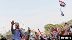 穆斯林兄弟會的支持者繼續抗議