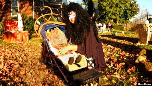 Halloween is October 31st.