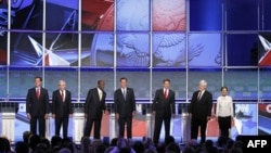 Республиканцы схлестнулись в дебатах в Лас-Вегасе