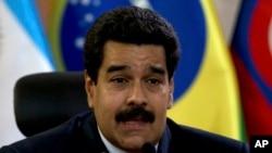 Maduro hizo el llamado durante la inauguración del Primer Congreso de Trabajadores Socialistas.