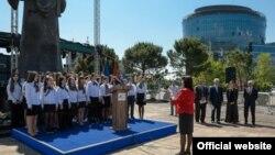 Obeležavanje Dana Evrope u Podgorici (gov.me)