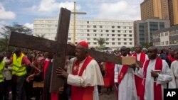 Bikin tunawa da mutuwar Almasihu ko Easter
