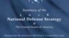 五角大樓戰略報告將中俄視為頭號威脅