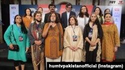 رواں برس کراچی فلم سوسائٹی کے زیرِ اہتمام ہونے والے تین روزہ 'پاکستان انٹرنیشنل فلم فیسٹیول' کا ویمنز ایڈیشن کراچی کے تاریخی فرئیر ہال میں منعقد کیا گیا۔