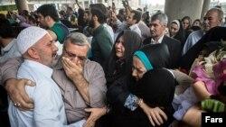 بازگشت زائران ایرانی پس از حادثه منا