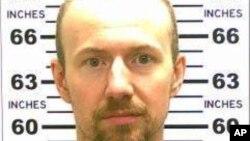 David Sweat, 35 ans, condamné à perpétuité pour le meurtre d'un shérif adjoint