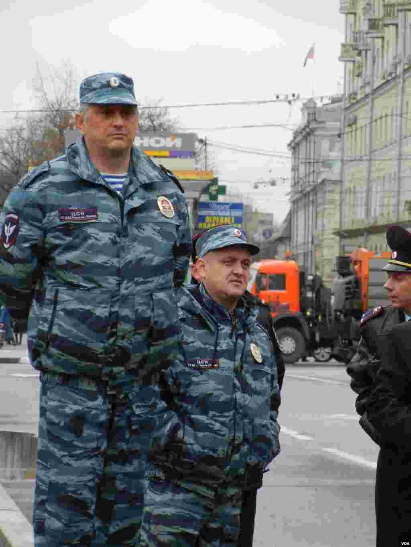 Полиция - начальники